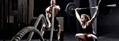 CrossFit:Have the Guts to Go Beyond the Pain