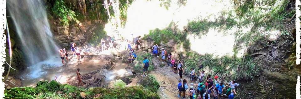 Καταράκτες Νεμούτας - Φαράγγι Ερυμάνθου