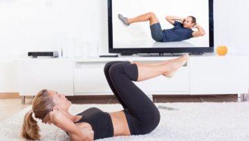 Διαδικτυακή γυμναστική Νοέμβριος - Δεκέμβριος